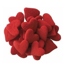 JUMBO RED HEARTS