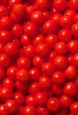 CK Red Candy Beads 7MM