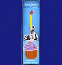 Basic Spirit Birthday Candle Holder (Dog)