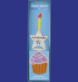 Basic Spirit Birthday Candle Holder (Celebrate)