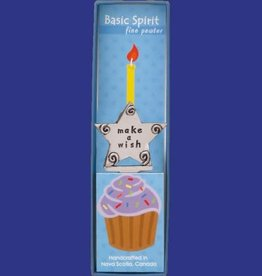 Basic Spirit Birthday Candle Holder (Make A Wish)