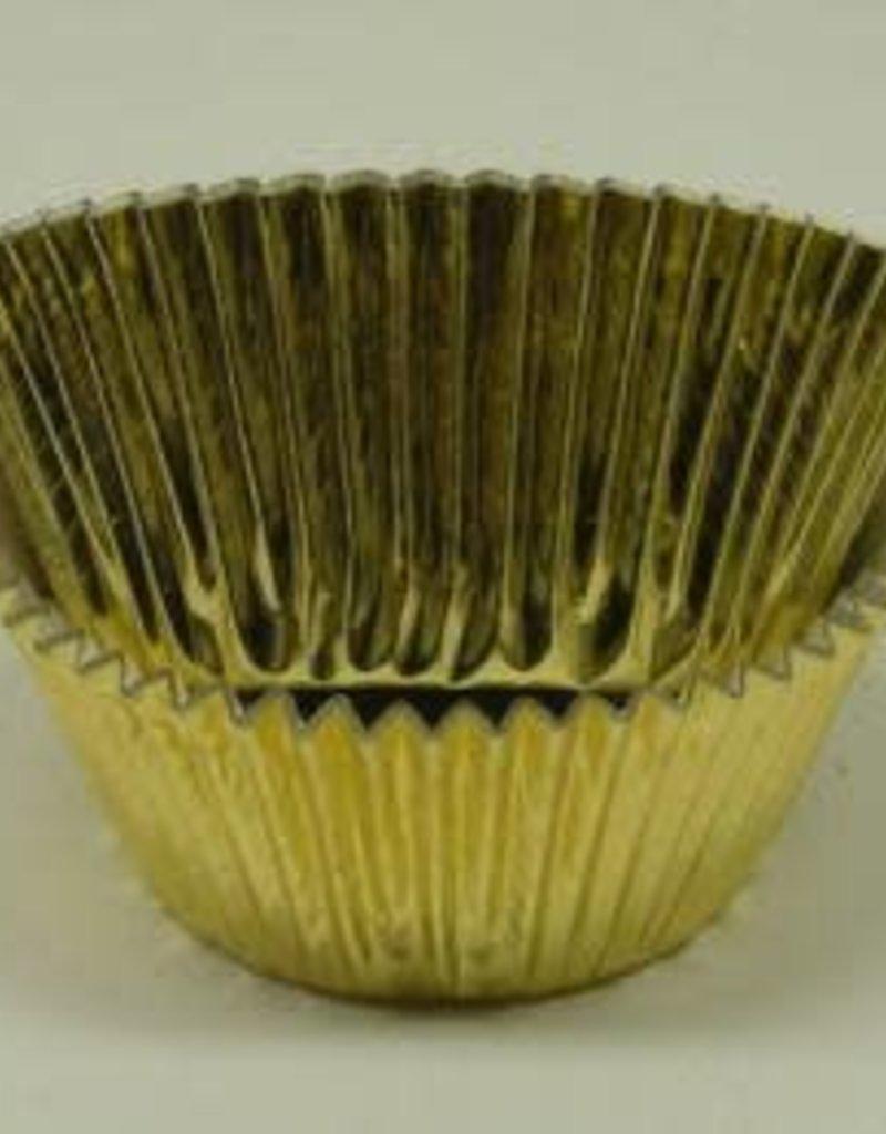 Viking Gold Foil Jumbo Baking Cups (30-35ct)