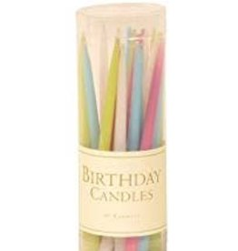 Caspari Birthday Candles (Pastels)