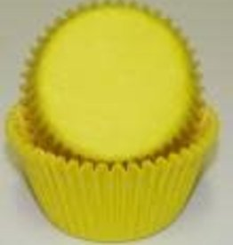 Viking Yellow Baking Cups Mini (40-50ct)
