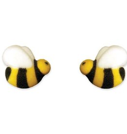 Lucks Bumble Bee Sugar Dec Ons(8/pkg)