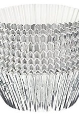 Viking Silver Foil Jumbo Baking Cups (30-35ct)