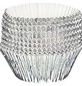 Viking Silver Foil Jumbo Baking Cups (30-35ct)