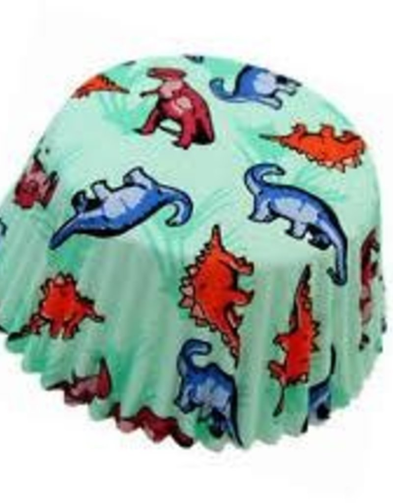 Fox Run Baking Cups (Dinosaur)