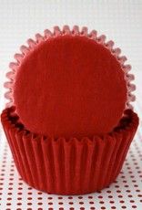 """Red Candy Cups (1 3/8"""")"""