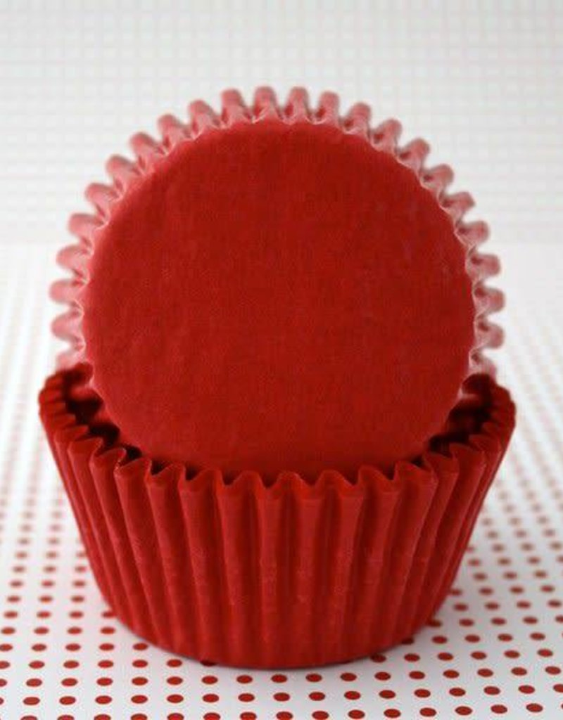 "Red Candy Cups (1 3/8"")"
