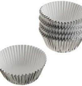 Fox Run Silver Foil Candy Cups
