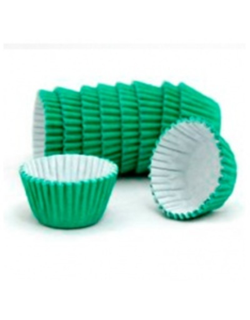 "CK Green Candy Cups (1 3/8"")"