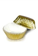 CK Gold Foil Candy Cups (1 3/8)