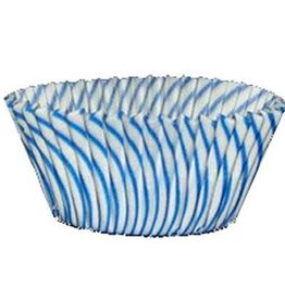 CK Blue Stripe Baking Cups (30-40ct)