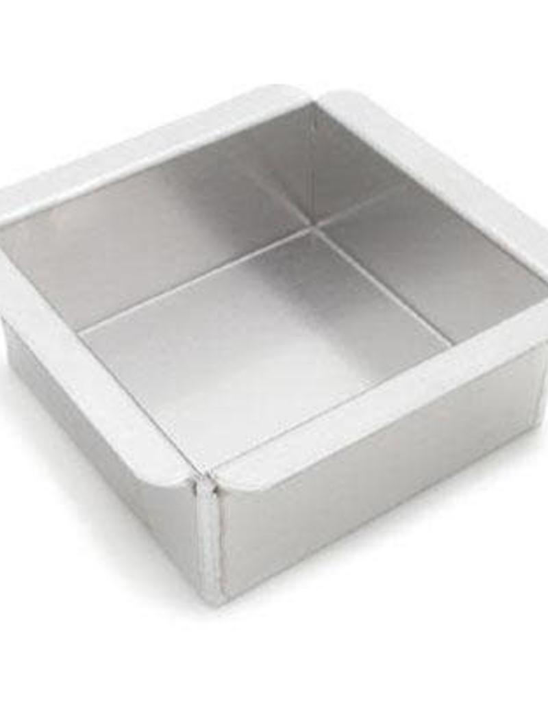 "Parrish / Magic Line 8 x 8 x 2"" Square Baking Pan"