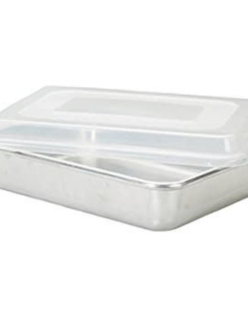 Nordic Ware Rectangular Cake Pan with Lid (9x13)