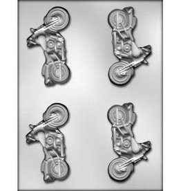 CK Products Motorcyle Chocolate Mold