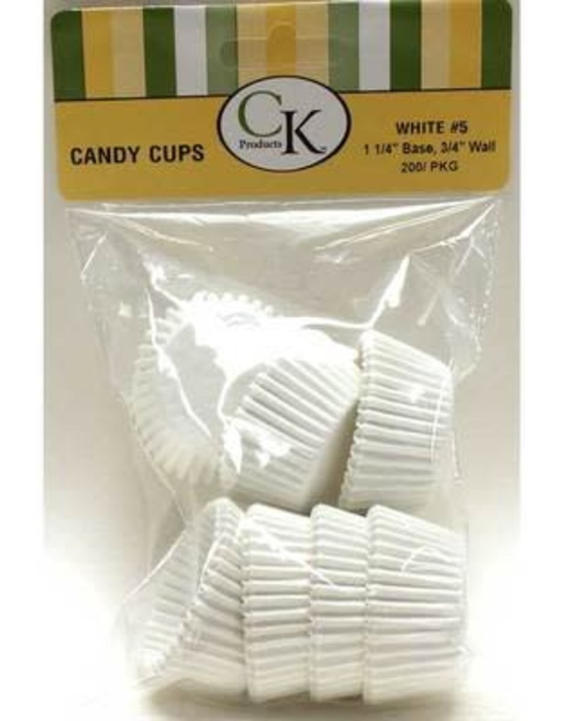 CK White Candy Cup #5 Small Package