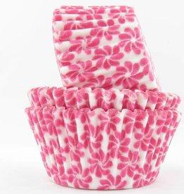 Viking Pink Pinwheel Baking Cups
