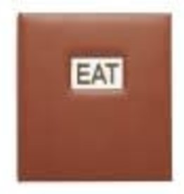 CR Gibson Pocket Page Recipe Book (Eat)