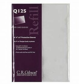 CR Gibson 6 X 4 Pocket Page Refill