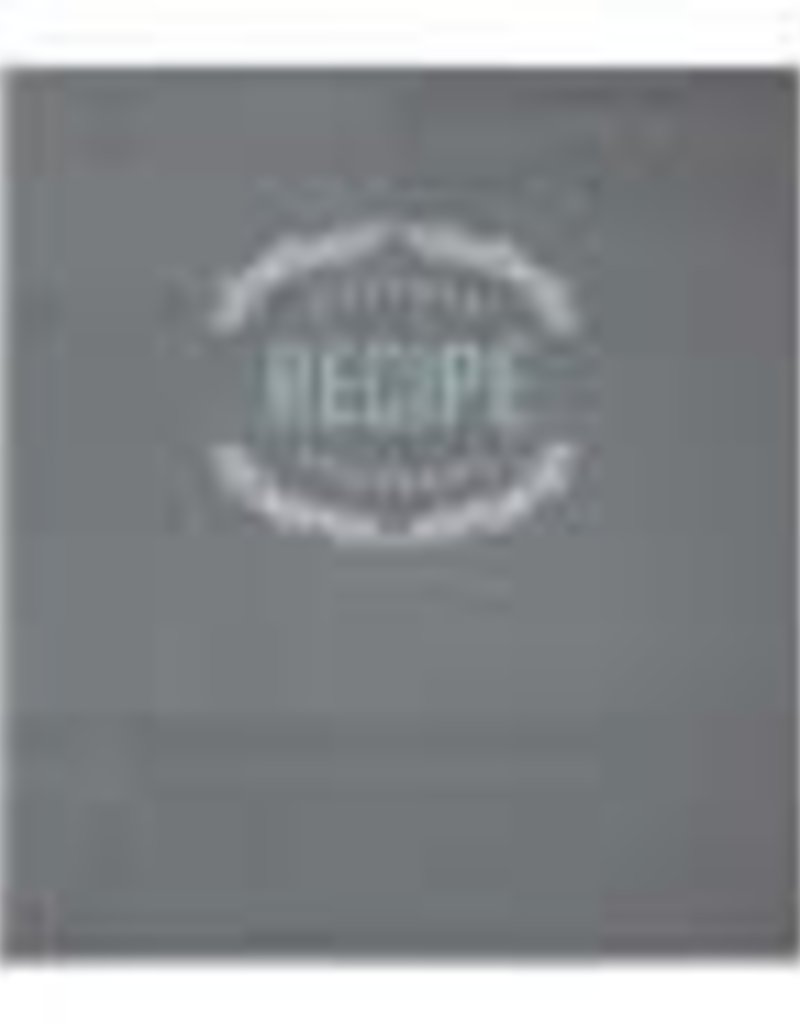 CR Gibson Pocket Page Recipe Book (Farmhouse)
