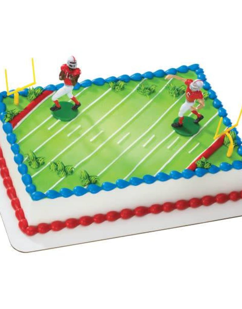 Decopac Touchdown Football Cake Topper