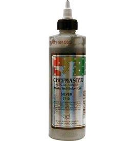 ChefMaster Airbrush Metallic 9oz SILVER
