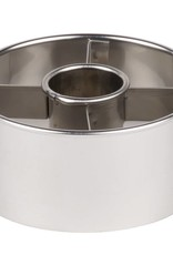 "Ateco Donut Cutter Stainless Steel (3.5"")"