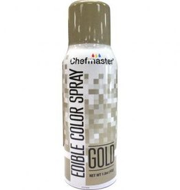 Chefmaster Chefmaster Edible Spray (Gold)
