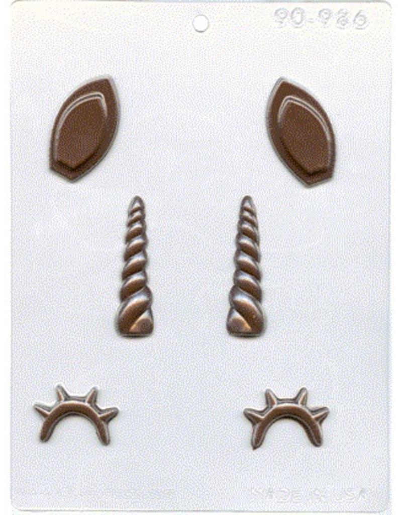 CK Products Unicorn Assortment Chocolate Mold