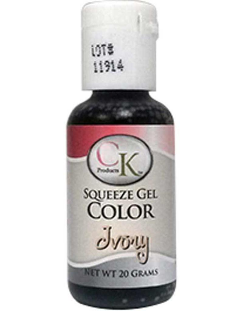 CK Products CK Gel Color 20G - (Ivory)