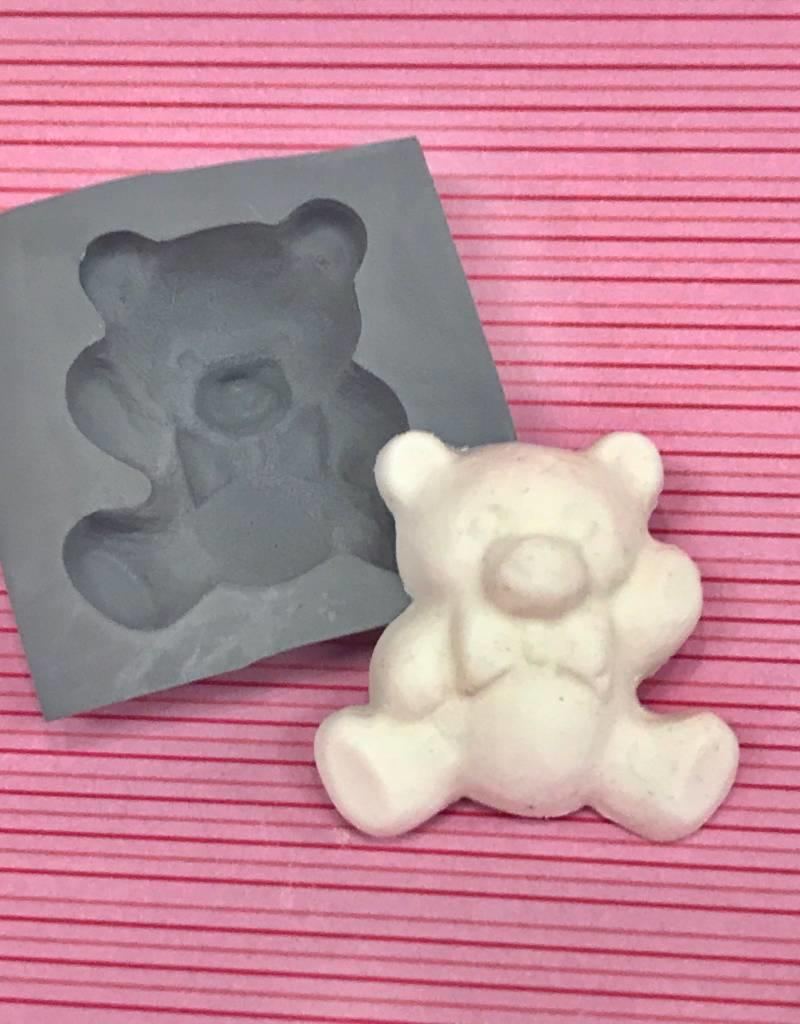 Voorhees Teddy Bear Mint Mold