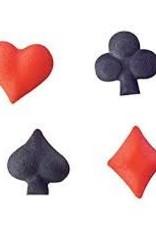 Lucks Playing Card Symbols Sugar Dec Ons