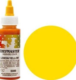CM LIQUA-GEL 2.3 OZ LEMON YELLOW