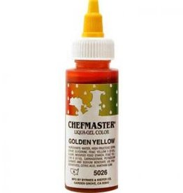 CM LIQUA-GEL 2.3 OZ GLD YELLOW