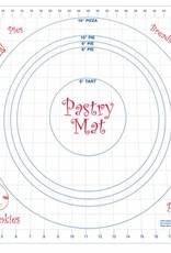 Harold Import Company Inc. Pastry Mat (Kitchen Helper)
