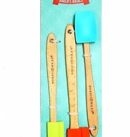 Nordic Ware Spatula Set of 3