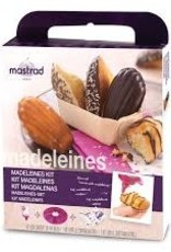 Mastrad Madeleines Kit