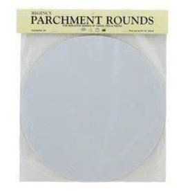 Harold Import Company Parchment Rounds (9 inch)