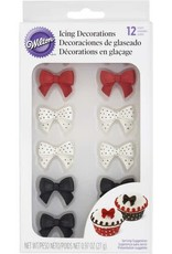 Wilton Royal Icing Bows