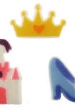Lucks Disney Princess Sugar Dec Ons