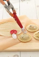Sweet Creations Pie Crust Cutter and Stamp Set