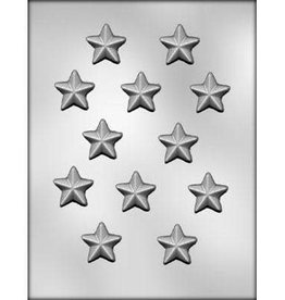 "CK Products Faceted Star (1-3/8"") Chocolate Mold"