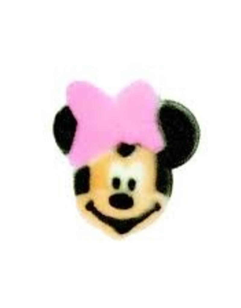 Minnie Mouse Sugar Dec Ons