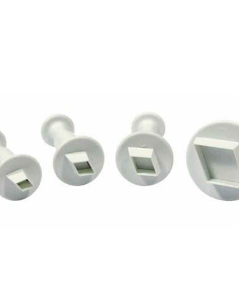 Diamond Plunger Cutter - Set of 4