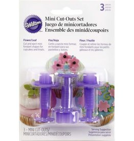Wilton Fondant Mini Cut-Out Set