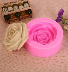 Fondant Mold - Rose