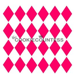 Cookie Countess The Cookie Countess Stencil (Harlequin)