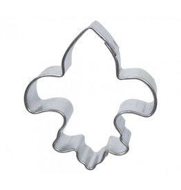 R and M Mini Fleur De Lis Cookie Cutter